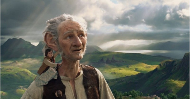 <i>The BFG</i> Will Delight, Enchant and... Bore?