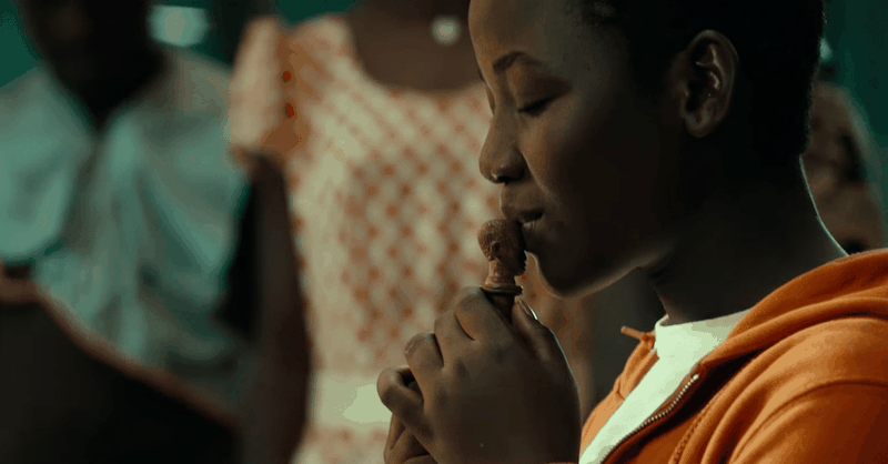 """<i>Queen of Katwe</i> - """"Labor Of Love"""""""
