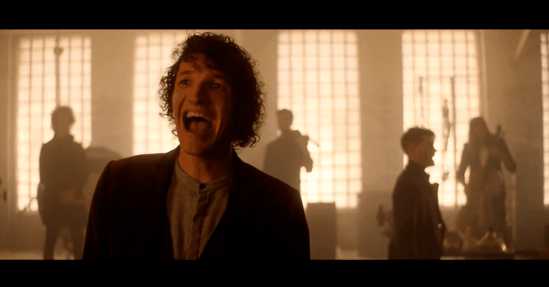 """BEN-HUR (2016) - for KING & COUNTRY """"Ceasefire"""" Music Video"""