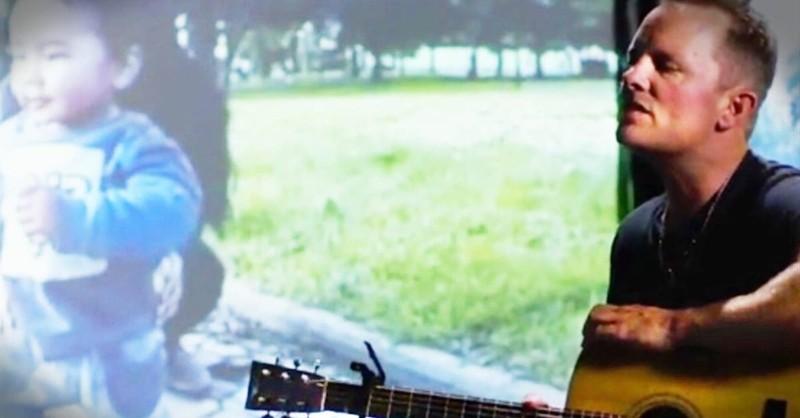 This New Chris Tomlin Video 'Jesus' Is Sooo Good!