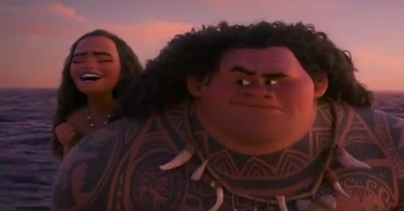 "Check out the trailer for Disney's ""Moana"""