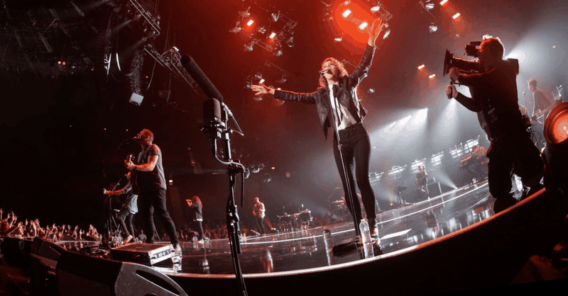 Hillsong: Let Hope Rise is a Theatrical Worship Experience