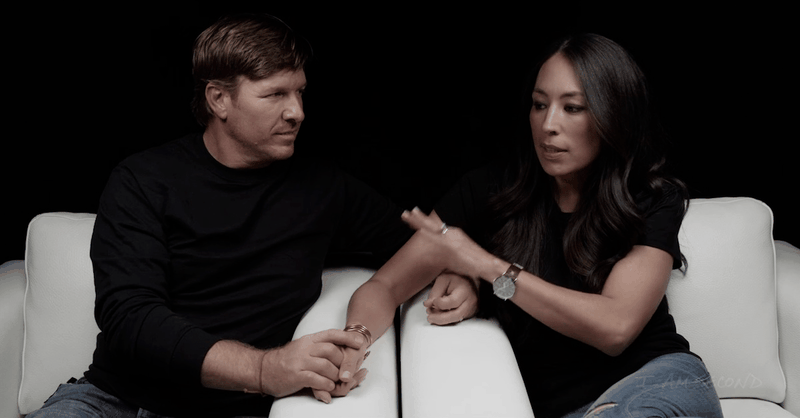 Powerful Testimony of How God Brought Chip and Joanna Gaines Together