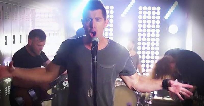 'I Am Not Ashamed' - Official Jeremy Camp Music Video