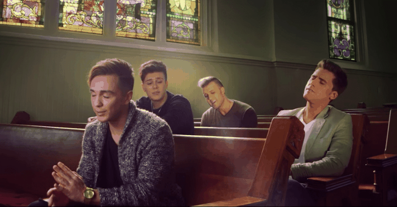 Amazing Grace, Be Thou My Vision & Come Thou Fount Mashup by Anthem Lights