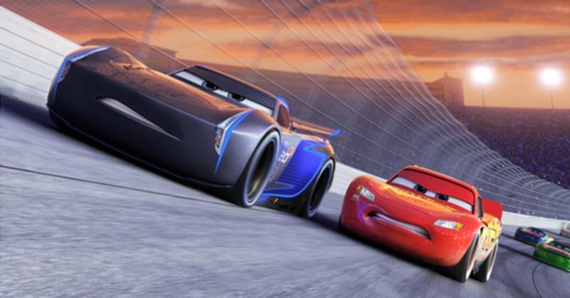 Extended Sneak Peek <i>Cars 3</i>