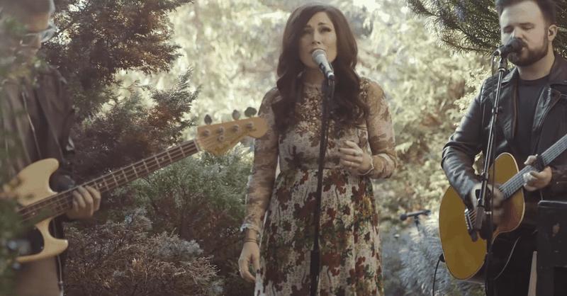 Beautiful Acoustic Version Heal Our Land by Kari Jobe