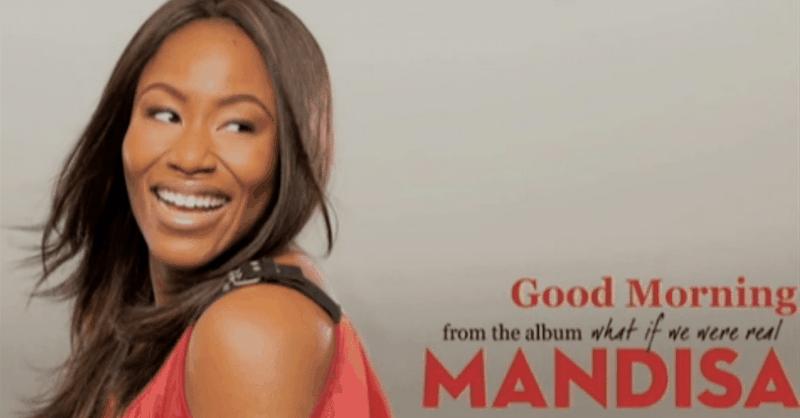 Mandisa - Good Morning (Slideshow with Lyrics)