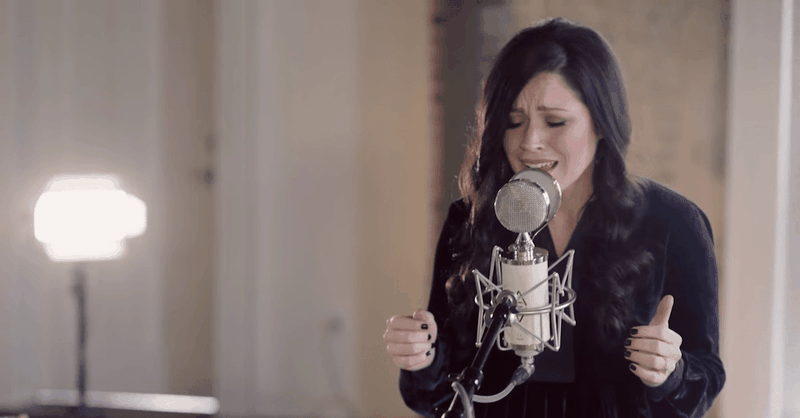 Kari Jobe's Personal Story Through Her Song Oh The Power