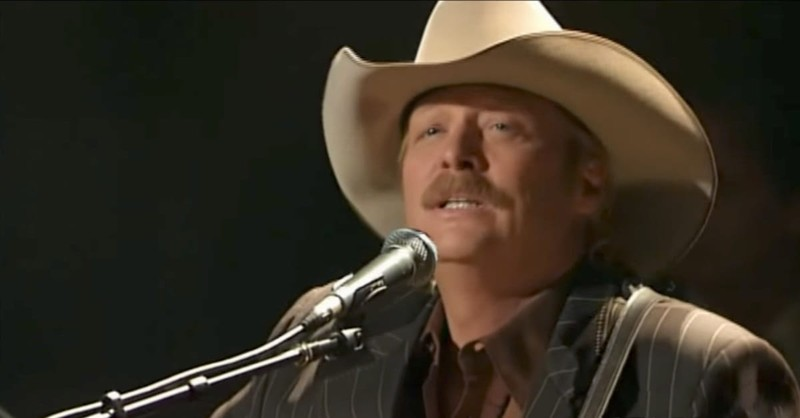 Alan Jackson Praises God With 'Blessed Assurance'