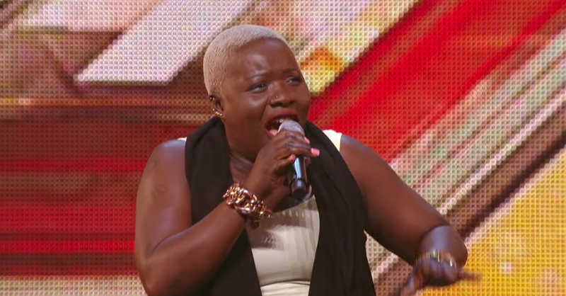 Retired Singer Auditions With Mary Mary's 'Shackles'