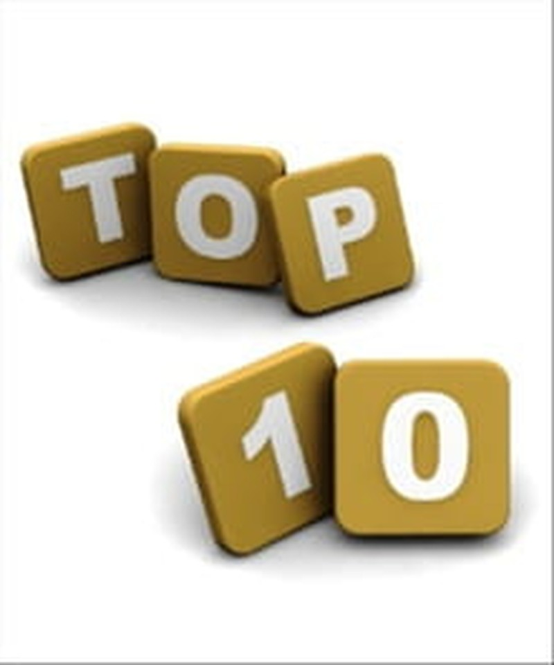 Top 10 Articles of July 2012
