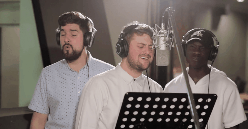 'No Longer Slaves' - Beautiful A Cappella Worship Hit