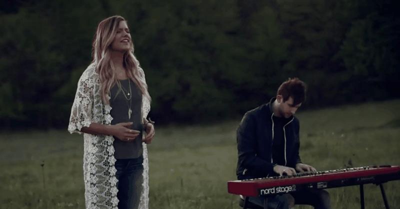 'The Heart of Worship' - Duo Cover Matt Redman Hit