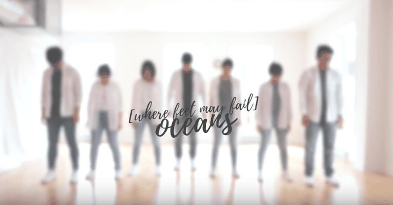 Beautiful Dance To 'Oceans (Where Feet May Fail)'