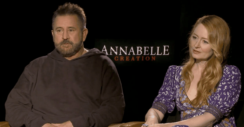 Miranda Otto and Anthony LaPaglia Share Their Roles in Annabelle: Creation