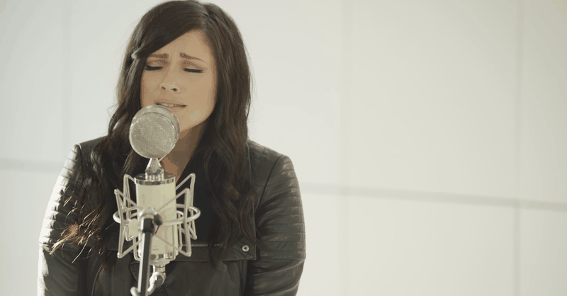"""Intimate Acoustic Version of """"The Cause of Christ"""" by Kari Jobe"""