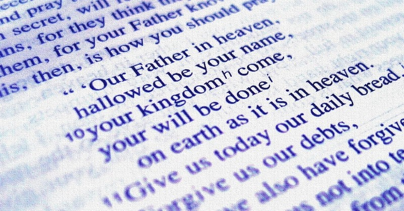 In the Lord's Prayer, What Does <i>Hallowed</i> Mean?