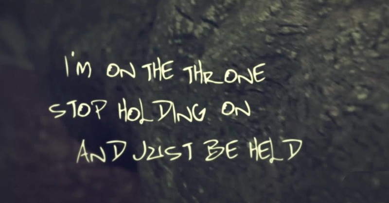 Casting Crowns - 'Just Be Held'