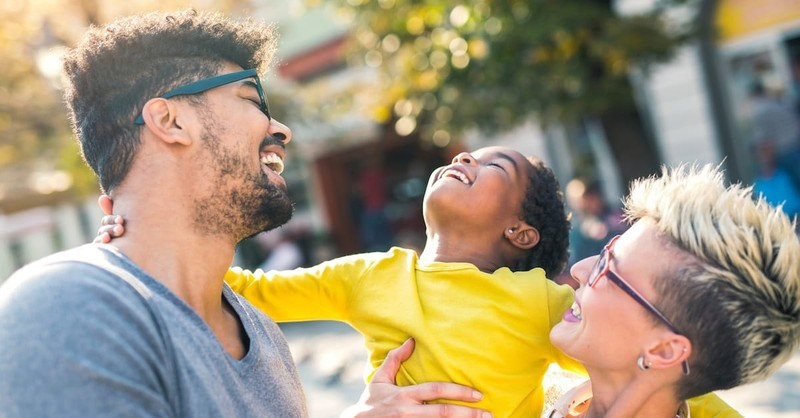 Multi Racial Families: What Do Kids Need to Know?