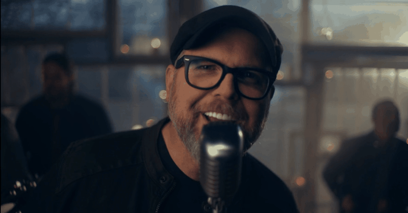 """MercyMe Re-Recorded """"I Can Only Imagine"""" and It's Wonderful!"""