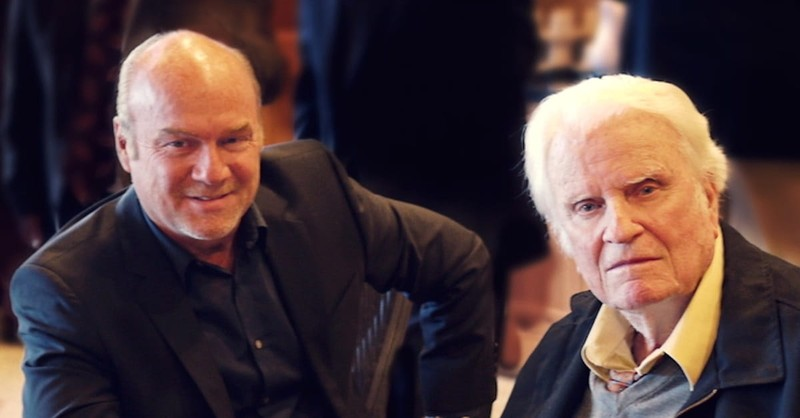 Greg Laurie Shares Touching Personal Memories of Billy Graham