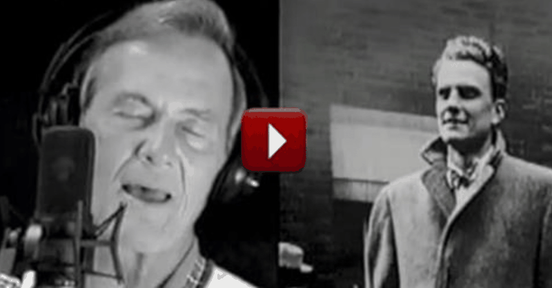 Talented Artists Sing 'Thank You Billy Graham'