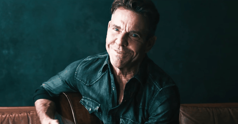 'On My Way To Heaven' by Dennis Quaid