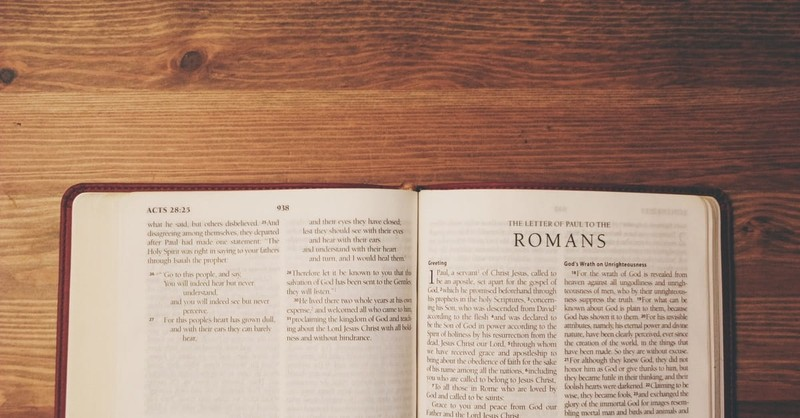 7 Ways to Read the Bible (and Actually Meet God)