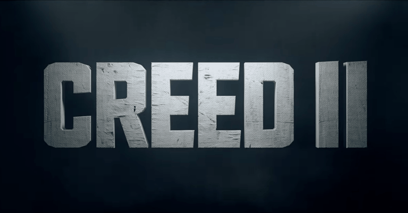 <em>Creed 2</em> First Trailer