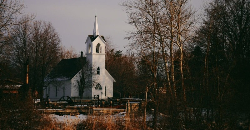 It's Not a Birthday Party: A New Old Way of Doing Church