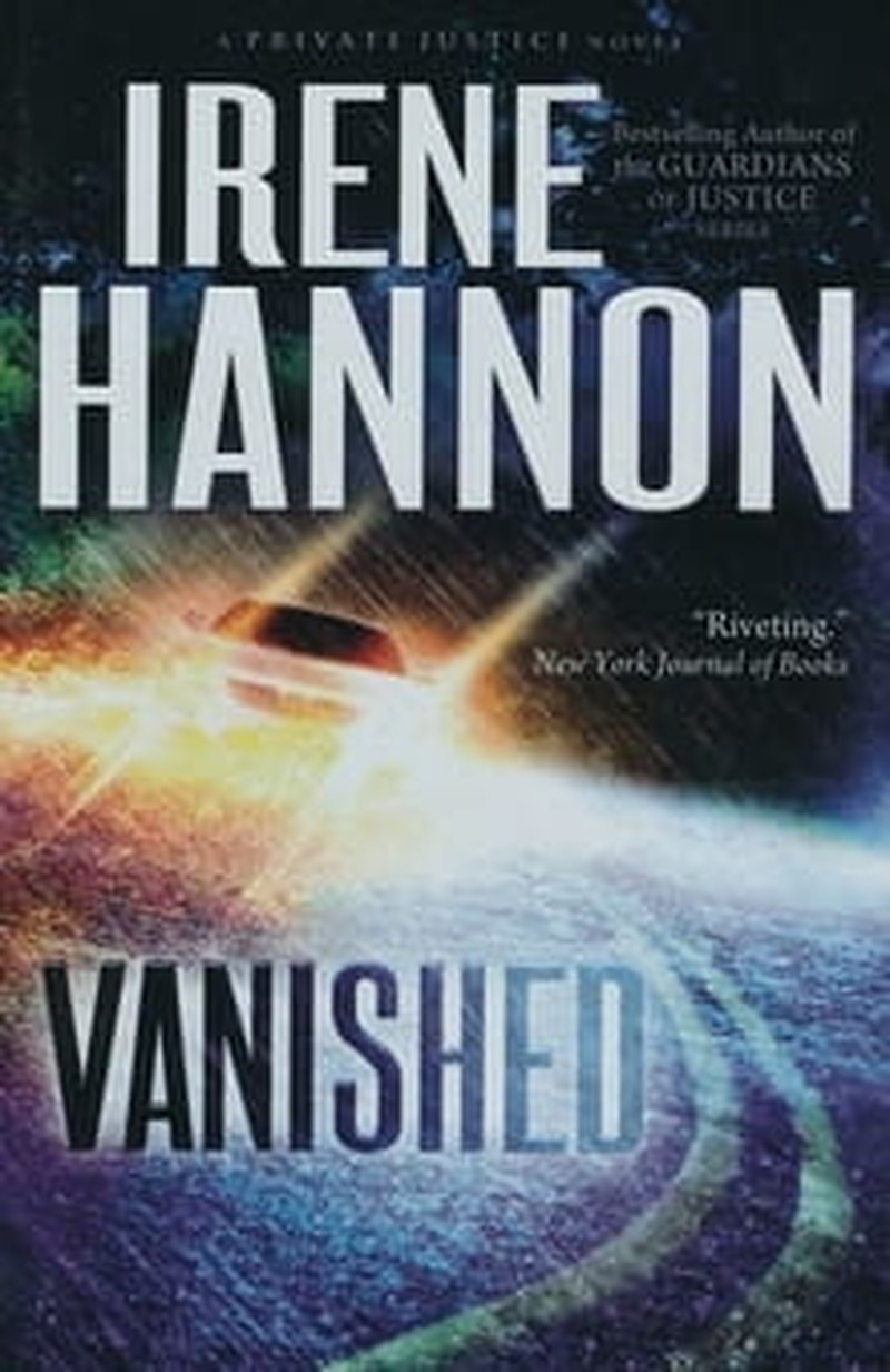 <i>Vanished</i> Reveals a New Series for Irene Hannon