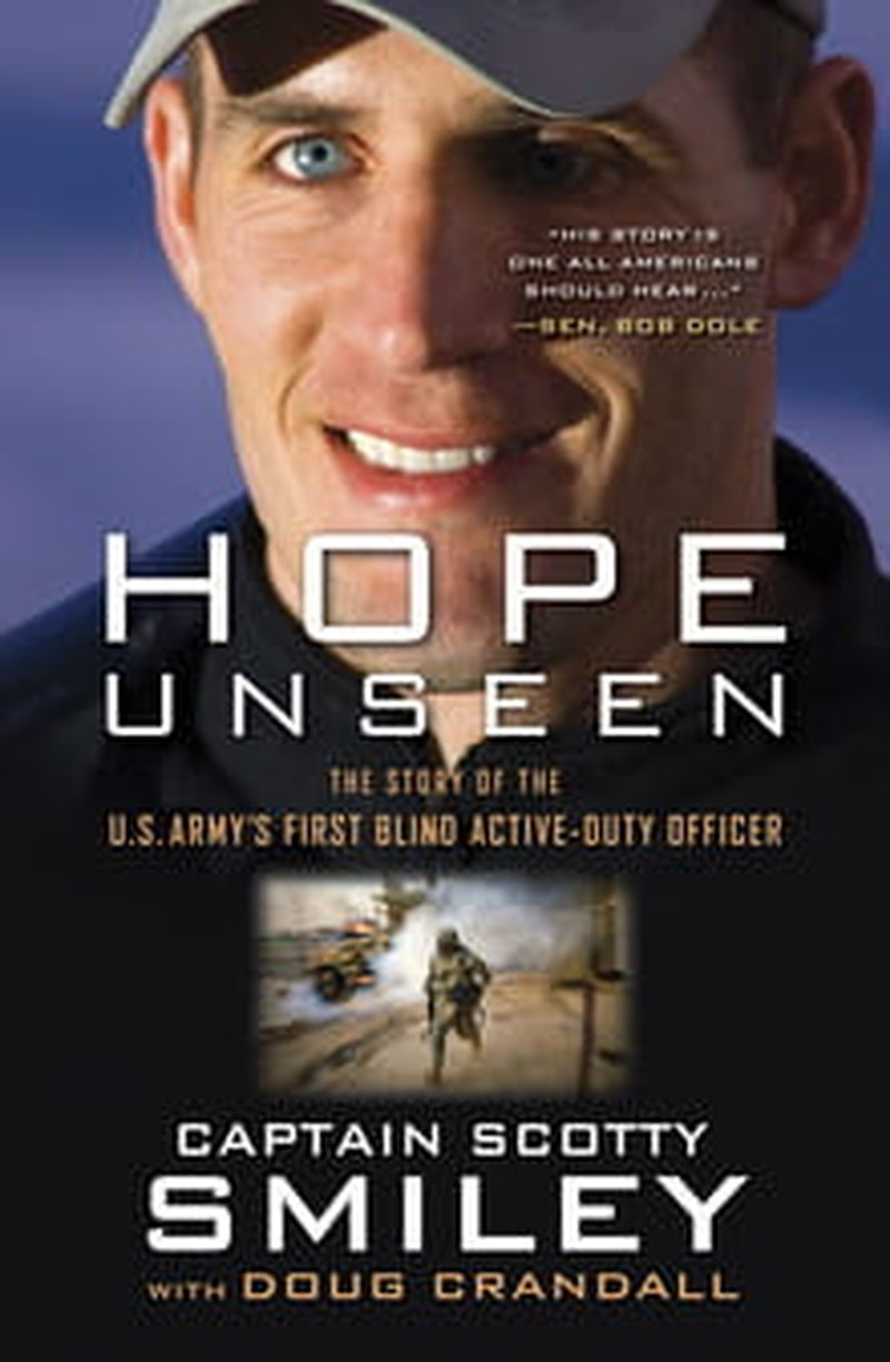 <i>Hope Unseen</i> A Story of War and Faith