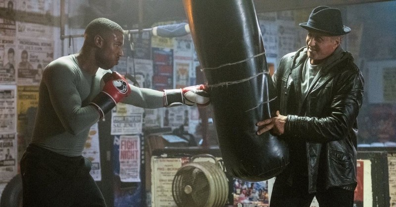 4 Great Lessons about Fatherhood from <em>Creed II</em>