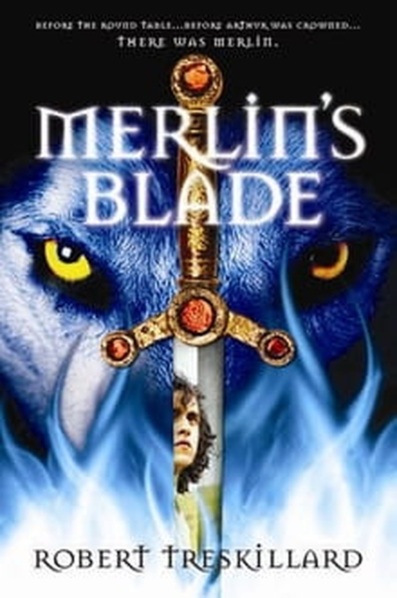 <i>Merlin's Blade</i> A New Twist on an Old Tale