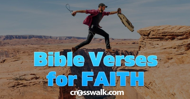 Bible Verses for Faith - Strengthen Your Faith with Scripture