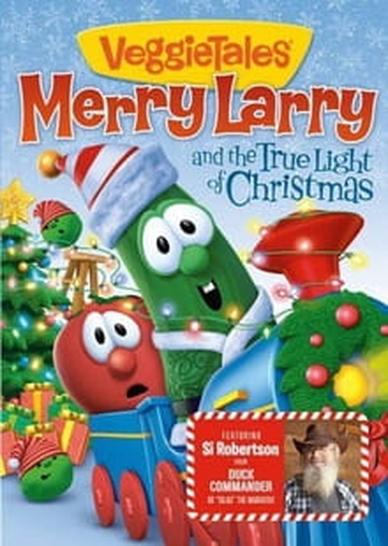 Veggie Tales <i>Merry Larry</i> Shines Big and Bright