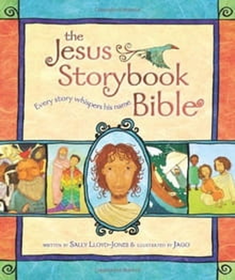 Meet Sally Lloyd-Jones, The Most Successful Christian Author You've Never Heard Of
