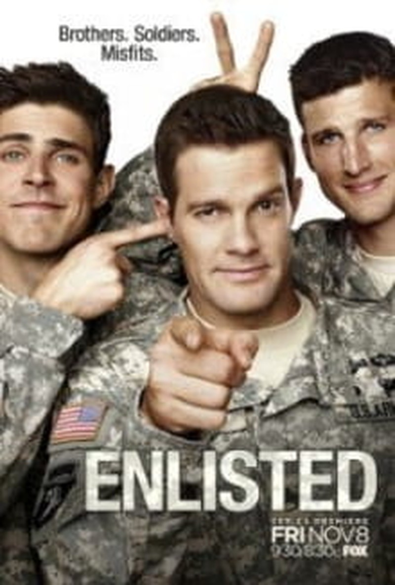 Unlikely <i>Enlisted</i> will Surprise Audiences