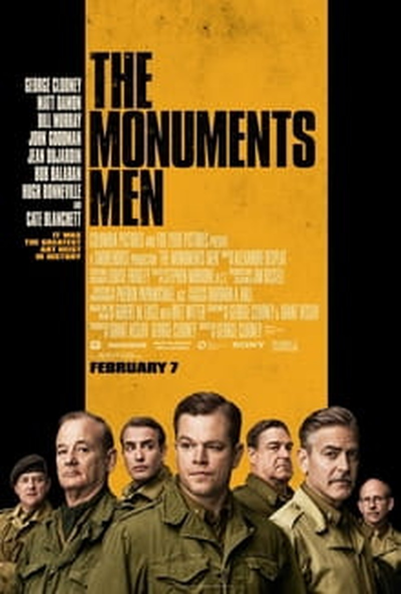 George Clooney Finds Cinematic Treasure in True Story of <i>Monuments Men</i>