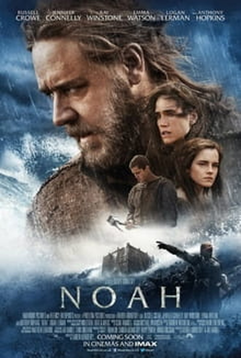 Why You Should Go See the New Film <i>Noah</i>