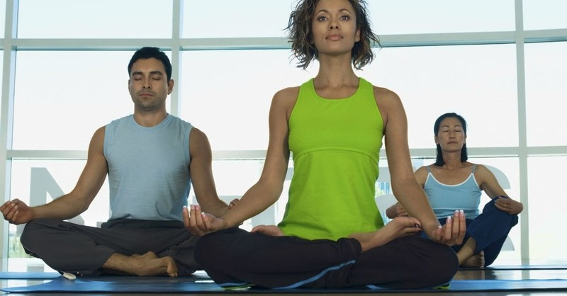 Should Church Buildings be Used for Yoga Classes?
