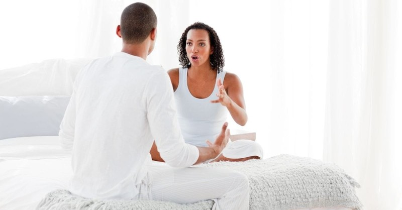 4 Tips for Getting Your Husband to Talk to You