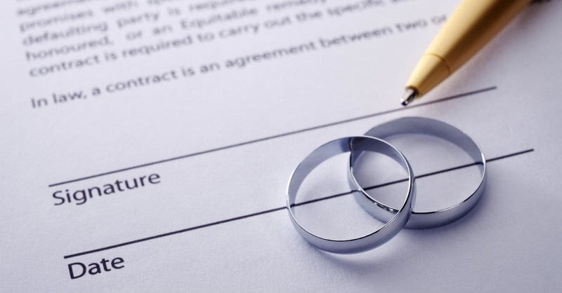 Is it Wrong to Ask for a Prenuptial Agreement?