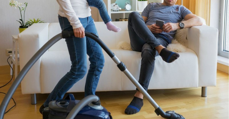 Should Wives Really Do All the Chores?