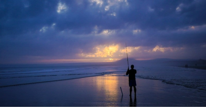 4 Lessons I Learned about Jesus and Fishing