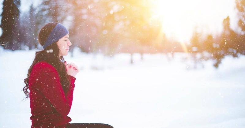 A Prayer When it Feels Like Winter Will Never End