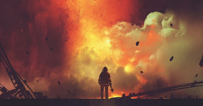 A Powerful Prayer for Firefighters