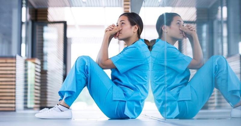 A Prayer to Encourage and Strengthen Nurses