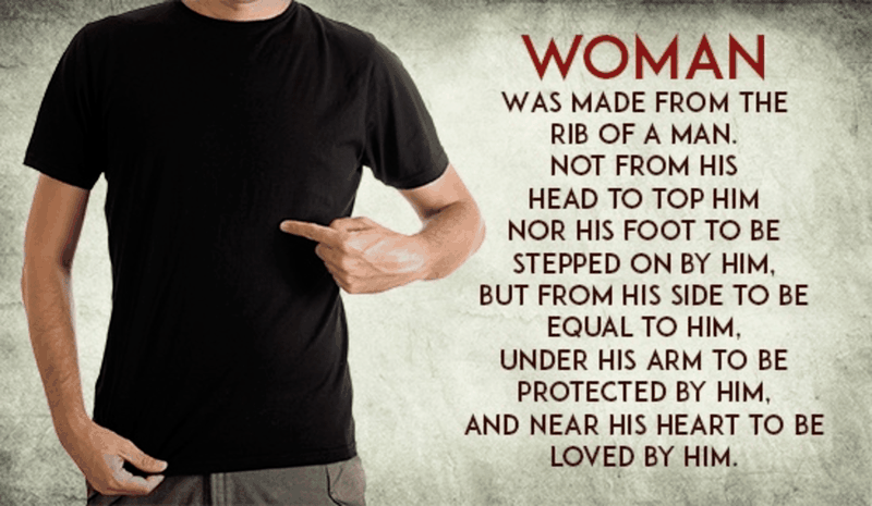 Woman Was Made on Purpose